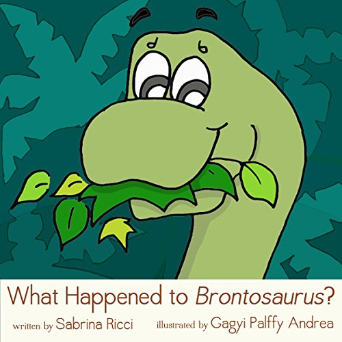 What Happened to Brontosaurus? cover art