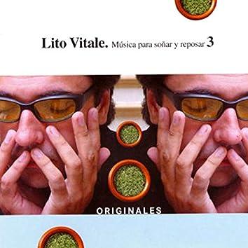 Musica Para Soñar Y Reposar. Vol. 3: Originales