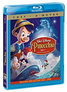 Pinocchio [Édition 70ème Anniversaire] (B001OBVAGC) | Amazon price tracker / tracking, Amazon price history charts, Amazon price watches, Amazon price drop alerts