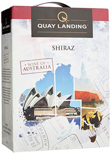 Quay Landing Shiraz Australien trocken Bag-in-Box (1 x 3 l)