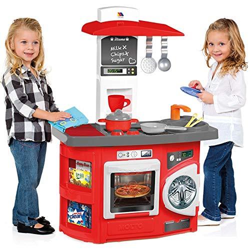 Cocina Infantil Molto Mini Kitchen + Complementos (Cocina)
