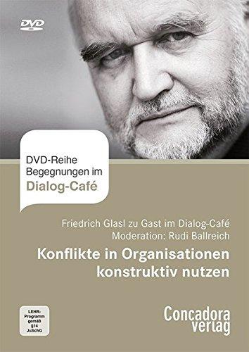 Konflikte in Organisationen konstruktiv nutzen: DVD und Booklet