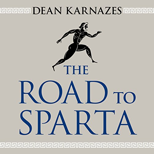 The Road to Sparta audiobook cover art