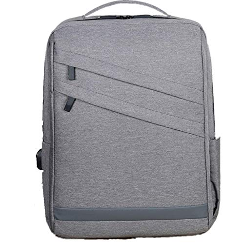 Business Women Backpack New and Men Simple USB Computer Casual Backpack Charging Bag