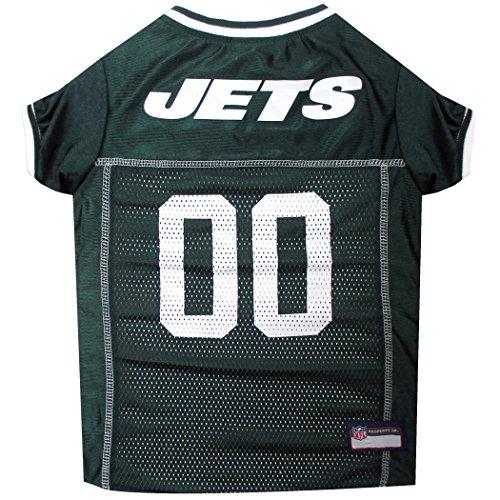 NFL NEW YORK JETS DOG Jersey, X-Small