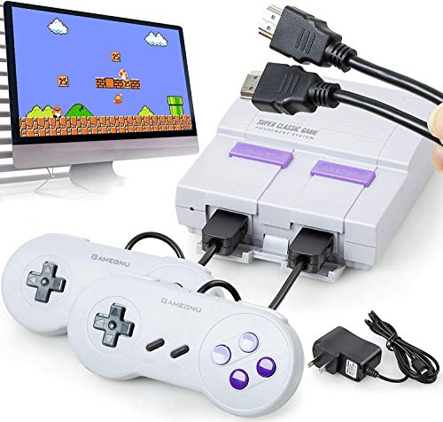 Retro Video Game Console, Built-in 821 NES Old School Games with 2...