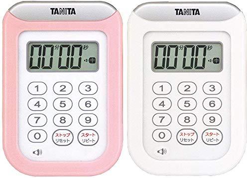 タニタ『デジタルタイマー丸洗いタイマー100分計(TD-378)』