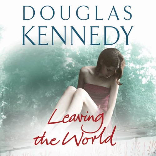 Leaving the World audiobook cover art