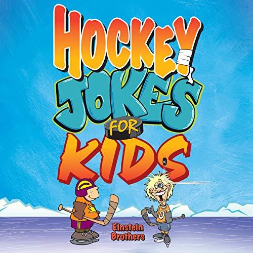 Hockey Jokes for Kids cover art