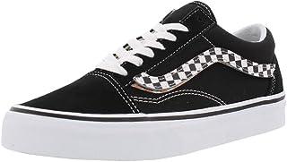 [ヴァンズ] VN0A38G1UJJ Ua Old Skool スニーカー (Sidestripe V) Black/True White
