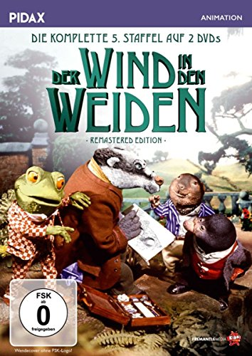 Staffel 5 (Remastered Edition) (2 DVDs)