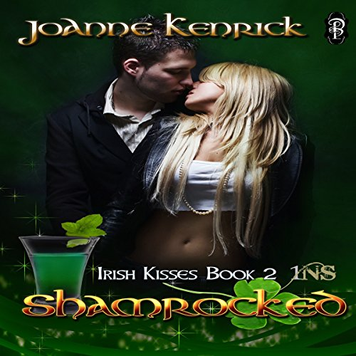 Shamrocked audiobook cover art