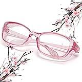 Anti Fog Safety Goggles Protective Glasses,Blue Light Blocking Eyeglasses for Men Women,UV410 Protection Anti Scratch ANSI Z87.1