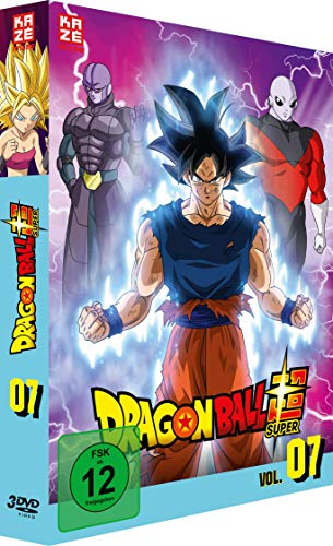 Dragonball Super - TV-Serie - Vol. 7 - [DVD]