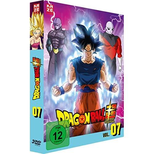 Dragon Ball Super - Vol. 7 - [DVD]