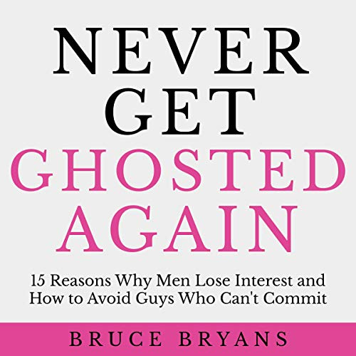Never Get Ghosted Again  By  cover art