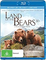 Land Of The Bears [Blu-ray]
