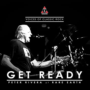 """Live By The Waterside """"Get Ready"""" Ft. Peter Rivera of Rare Earth"""