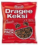 5x Napoli - Dragee Keksi Classic, gemischt - 650g