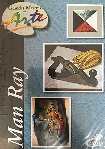 DVD Grandes Mestres da Arte - MAN RAY