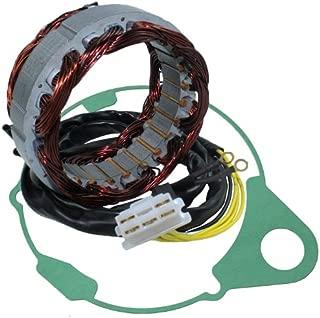 Caltric STATOR & GASKET Fits HONDA CB750L CB 750L CB750K CB 750K CB750C CB 750C CB750F CB 750F CB750SC CB 750SC 1979-1983