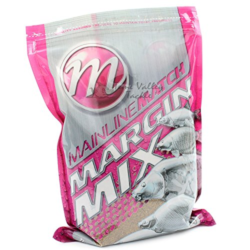 Mainline Rand Mix (grob)-Köder Angeln Tackle 1kg re-seal