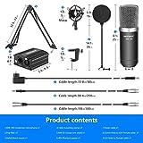 Zoom IMG-1 neewer nw 700 microfono professionale