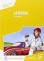 Italiano facile: La rossa. Libro + online MP3 audio