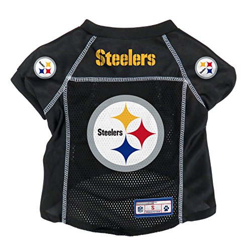 NFL Pittsburgh Steelers Pet Jersey, Large