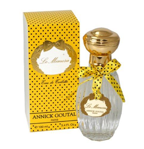 Annick Goutal Le Mimosa Eau De Toilette Spray for Women, 3.4 Ounce by Annick Goutal