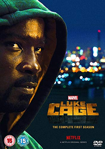 Marvel Luke Cage S1 DVD [Import]