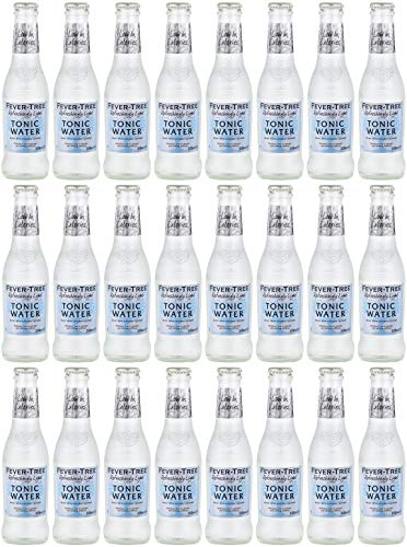 Fever-Tree Refreshingly Light Tonic Water 24 x 200ml