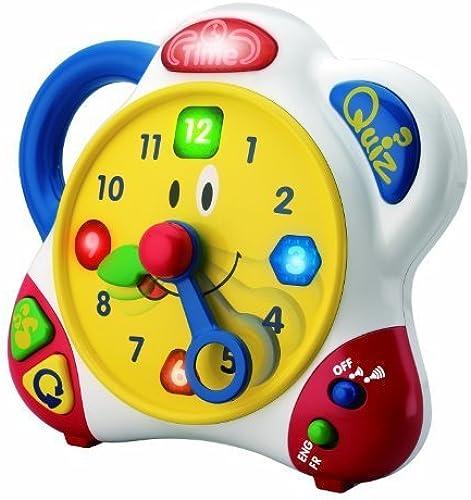 perfecto Happy Kid Kid Kid Toy Group Bilingual Learning Clock by Fortune East  disfruta ahorrando 30-50% de descuento
