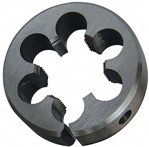 Westward 10T767 Ranking integrated 1st place HSS Max 87% OFF Adj Thread Die 5 In 16 2 24Pitch