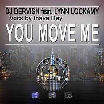 You Move Me (feat. Lynn Lockamy)