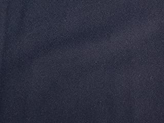 navy wool fabric