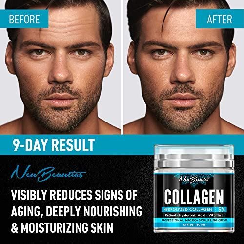 Face Moisturizer for Men and Women - Anti Wrinkle Day