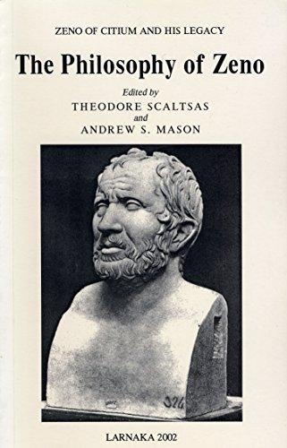 The philiosophy of Zeno: Zeno of Citium and his legacy