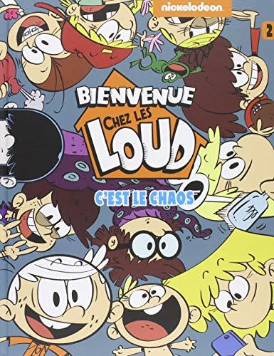 Bienvenue Chez Les Loud Tome 2
