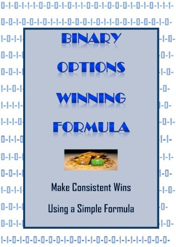 Binary options winning formula make consistent wins every time 2021 british open betting odds