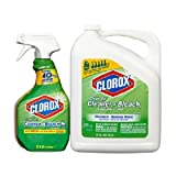 Clorox Clean-Up Cleaner Spray 32 oz with Bleach and 180 oz Refill