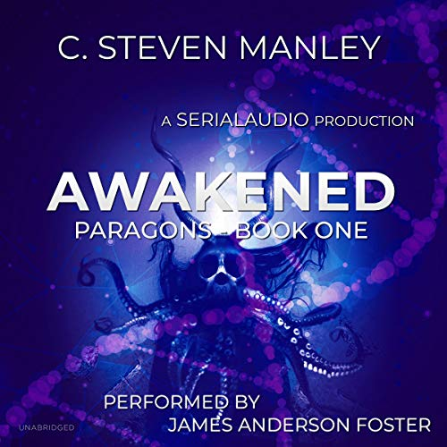 Awakened  By  cover art