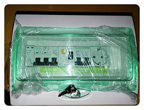 Cuadro Eléctrico para instalación punto de recarga coche e