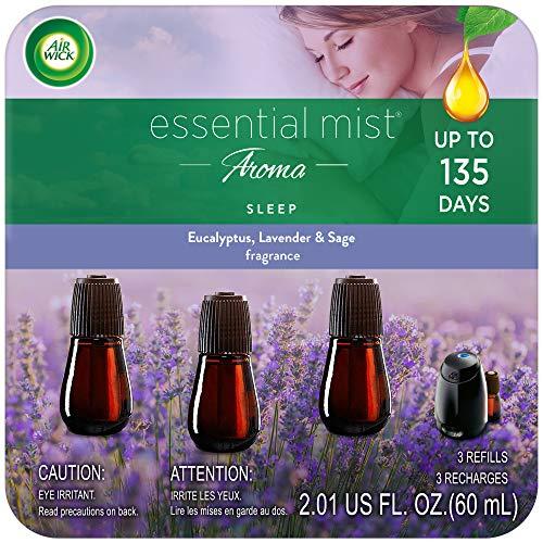 Air Wick Essential Mist Refill Freshener Essential Oils...