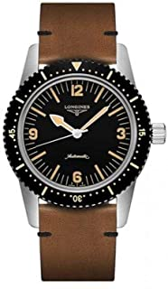 The Longines Skin Diver Watch 42mm Stainless Steel/PVD Automatic