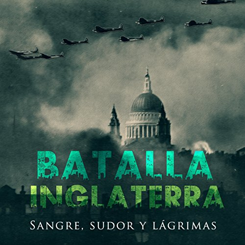 Batalla de Inglaterra audiobook cover art