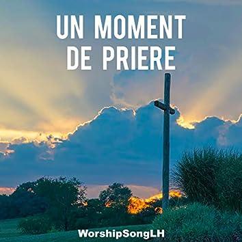 Un moment de prière