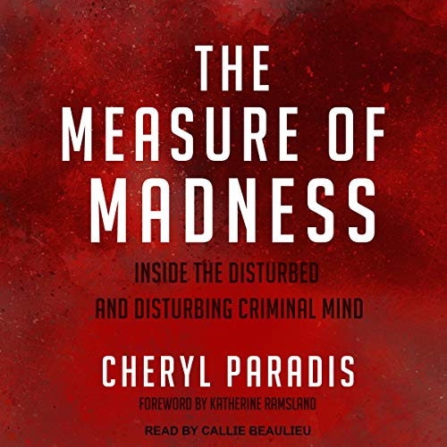 Page de couverture de The Measure of Madness