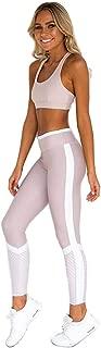 Womens Bra Yoga Pants Workout Running Bras Gym Yoga Leggings High Waist Butt Lifting Pant
