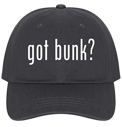 Bucking Ham got bunk? - Ultra Soft Dad Hat Baseball Cap, Dark Grey, One Size
